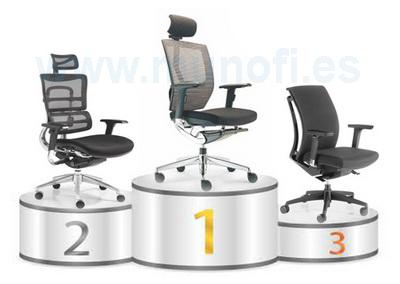 Mejores sillas de oficina | Las mejores sillas al mejor precio